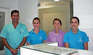 equipo clínica dental monterroso
